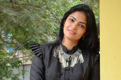 Malpika Ganesh Stills at  My Dear Maarthandam Teaser Launch