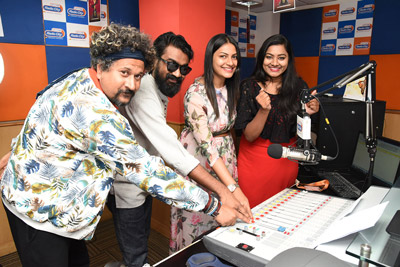 Mithai Movie 1st Song Kaunch At Radio City