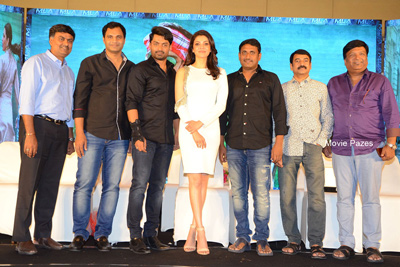 MLA Movie Team Success Meet Stills