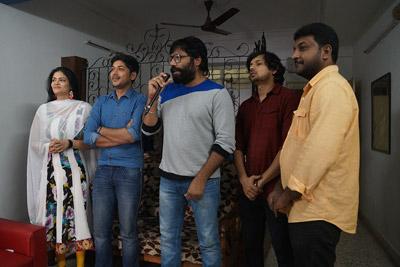 My Dear Marthandam Movie Trailer Launch by Sandeep Reddy Vanga