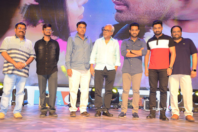 Naa Nuvve Movie Grand Release Event Stills