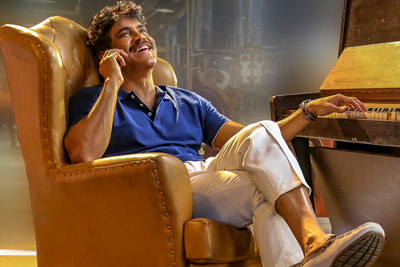 Nagarjuna Stills From the Movie Devadas