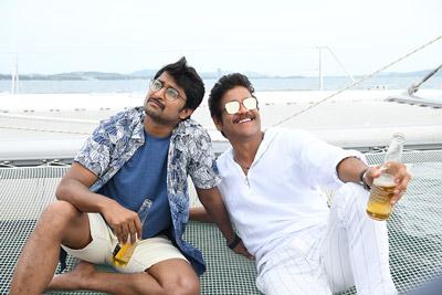 Nani And Nagarjuna Stills From Devadas Movie