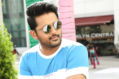 Nithiin Stills From Srinivasa Kalyanam