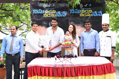 Ninu Veedani Needanu Nene Team Success Celebrations
