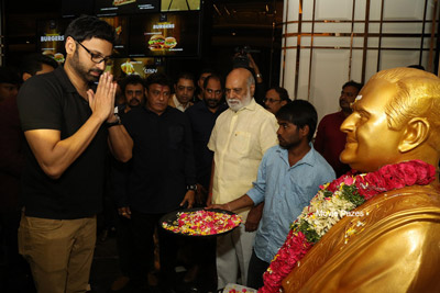 ntr-mahanayakudu-movie-team-at-amb-cinemas-for-premier