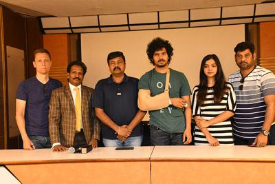 Nuvvu Thopu Raa Movie Team Pressmeet