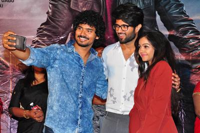 Nuvvu Thopura Movie Trailer Launch Stills