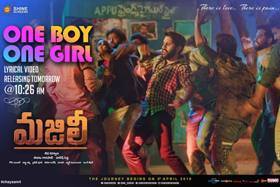 one-boy-one-girl-song-from-majili-releasing-tomorrow