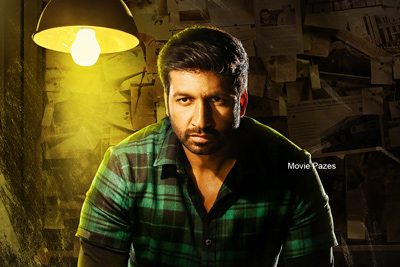 Pantham Movie 1st Look Poster