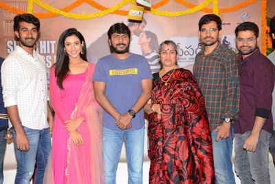 Paper Boy Movie Team Successmeet Stills