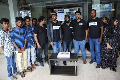 Paperboy Team 2nd Day Promotions Stills