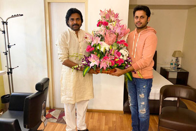 Pawan Kalyan Appreciate Bheeshma Team