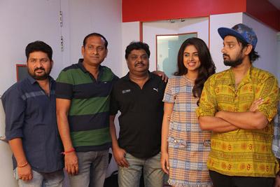 prema-katha-chitram-2-movie-song-launch-at-red-fm