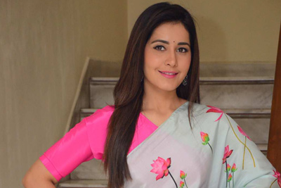 Raashi Khanna Interview Stills For Srinivasa Kalyanam