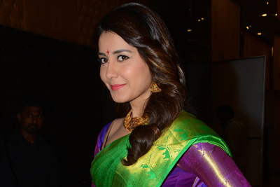 Raashi khanna Stills at Srinivasa Kalyanam Audio Launch