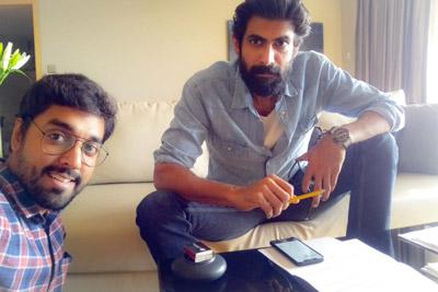 Rana Voice Over for Subrahmanyapuram Movie