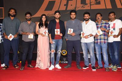Ranarangam Movie Pre Release Event