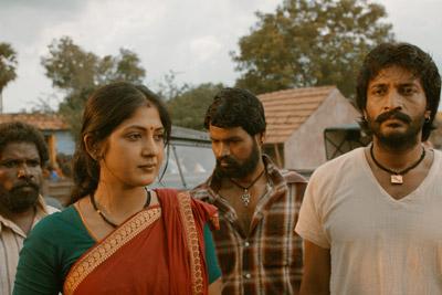 Ranarangam Movie Stills