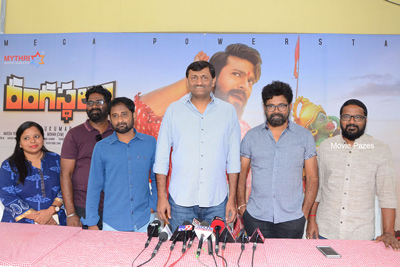 Rangasthalam Movie Team Press Meet