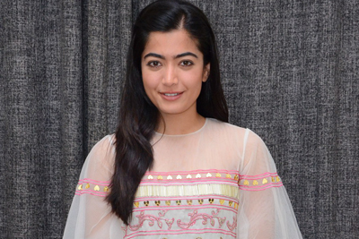 Rashmika Mandanna Interview About Dear Comrade
