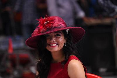 Rashmika Mandanna Stills From The  Movie Devadas