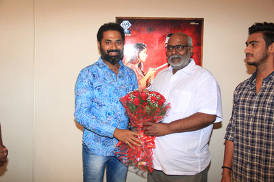 Ratham Song Launch By MM Keeravani