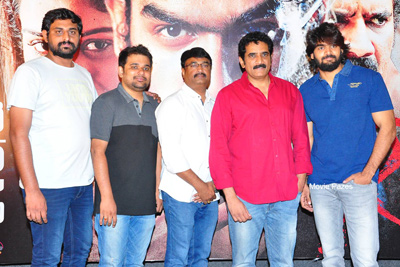 RX 100 Movie 2nd Trailer Launch Stills