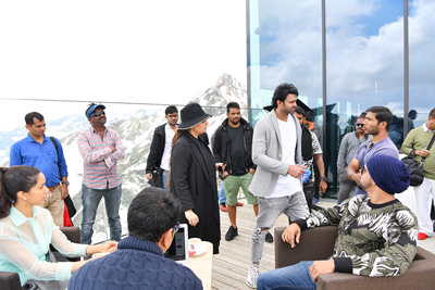 saaho-team-latest-working-still