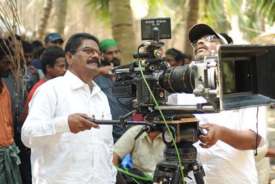 sagara-thereamlo-movie-working-stills