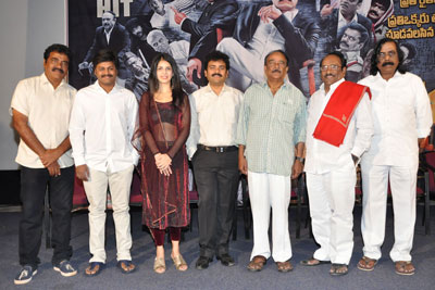 sapthagiri LLB Success Meet Stills