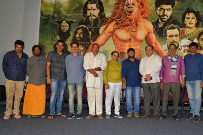 Sarabha Movie Team Successmeet Event
