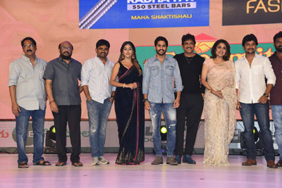 Shailaja Reddy Alludu Movie Pre Release Event