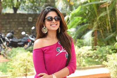 Siddhi Idnani at Prema Katha Chitram 2 Trailer Launch