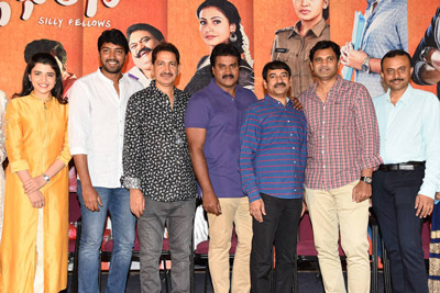 Silly Fellows Movie Team Successmeet