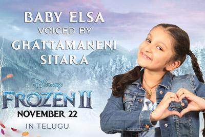 sitara-gattamaneni-giving-voice-to-baby-elsa-in-frozen-2