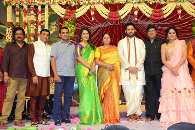 Srinivasa Kalyanam Audio Launch Event Stills