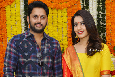 Srinivasa Kaylanam Movie Opening Stills