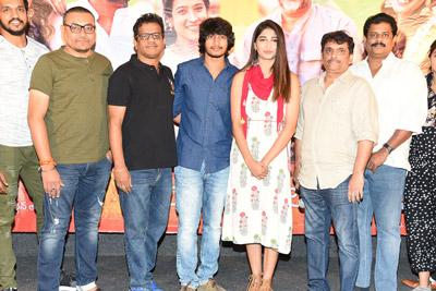 Subhalekha + Lu Movie Pressmeet Stills