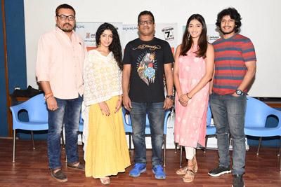 Subhalekha + Lu Movie Team Pressmeet