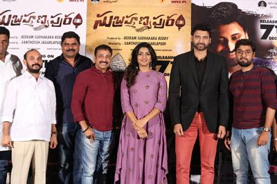 Subrahmanyapuram Movie Audio Launch