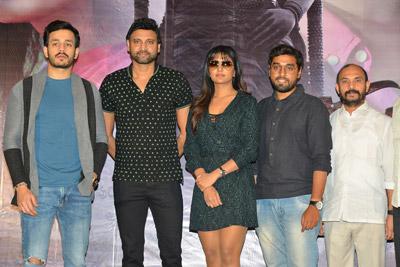 Subrahmanyapuram Movie Trailer Launch