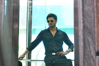Sudheer Babu Still From Nannu Dochukundhuvate