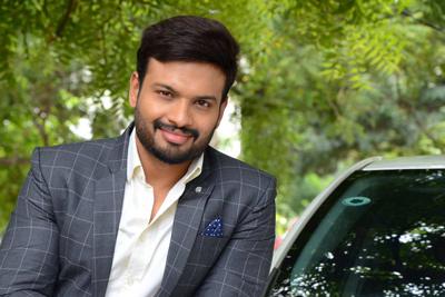 Sumanth Shailendra Interview Stills About Brand Babu