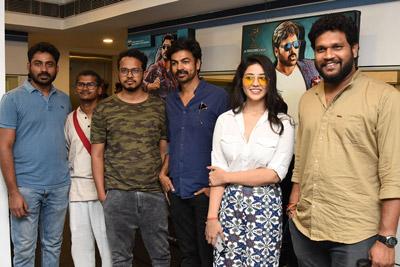 Taxiwala Movie Team Pressmeet