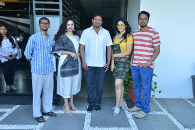 Taxiwala Team Success Pressmeet