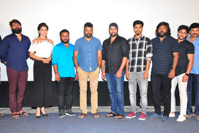Veera Bhoga Vasantha Rayalu Movie Trailer Launch