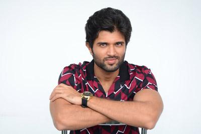 Vijay Devarakonda Interview Stills For Geetha Govindham