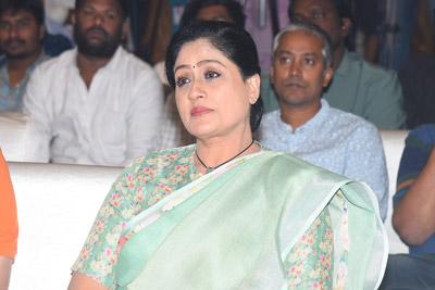 Vijayashanti Stills at Sarileru Neekevvaru Team Thanks Meet