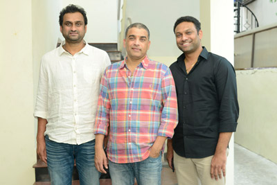 Yatra Movie Producers and Director Pressmeet